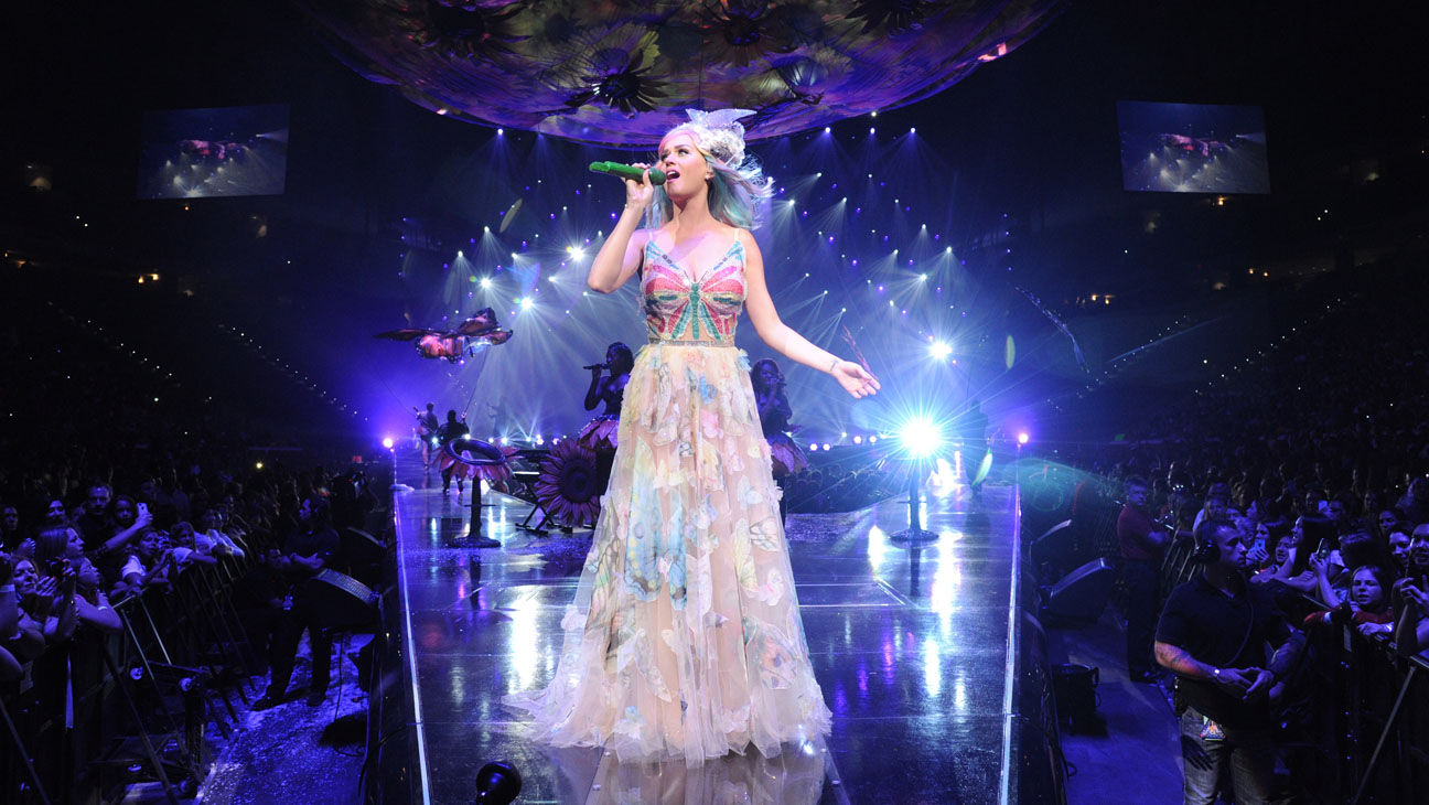 "Katy Perry ""The Prismatic World  Tour"" - Raleigh"